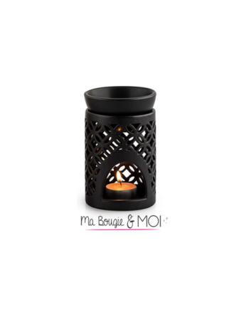 Brûle-parfum Ryadh noir