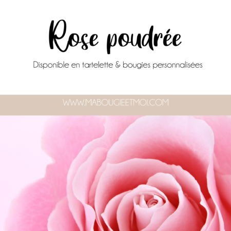 ROSE_POUDREE