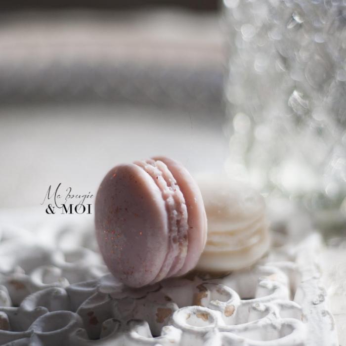 macaron parfumé