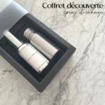 Coffret cadeau découverte : spray parfumé + recharge